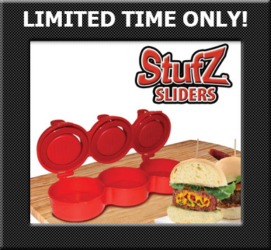 limited time only stufz sliders